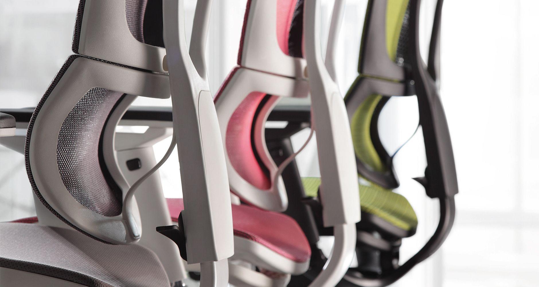 Scaun de Birou Reglabil - Electric - Stand Up - Mirus Parallax