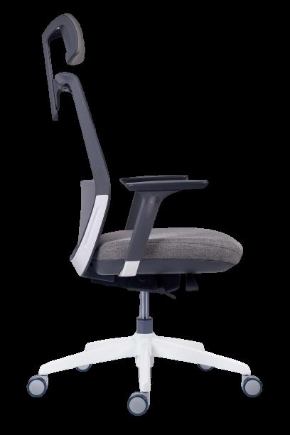 Scaun_ergonomic_Tesla_ Gri