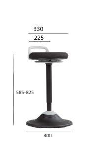 dimensiuni scaun power move