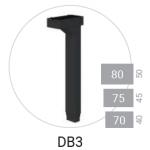 BD3 - profil invers